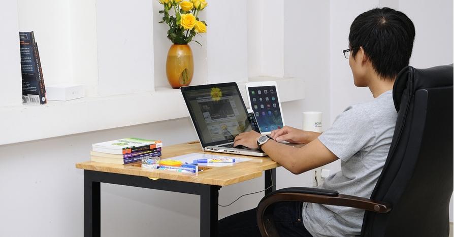 Tạo thêm thu nhập đón Tết với công việc online
