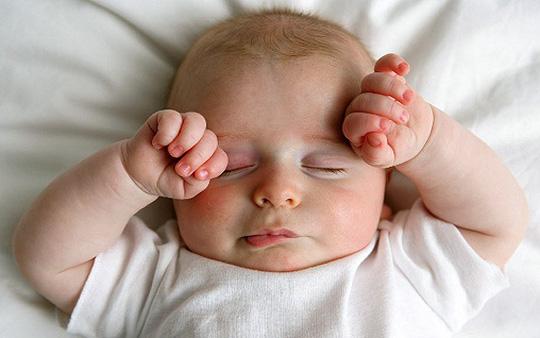 'Thuốc trị' chứng đột tử khi ngủ ở trẻ em - Ảnh 1