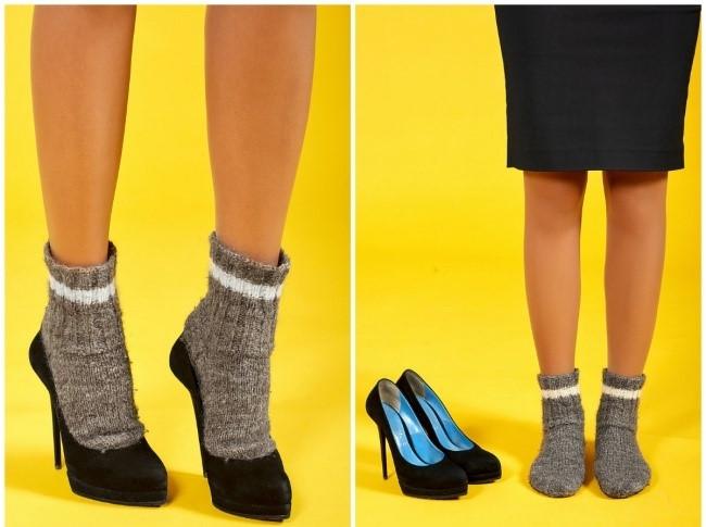 8 mẹo giúp bạn gái đi giày cao gót không đau chân - Ảnh 3