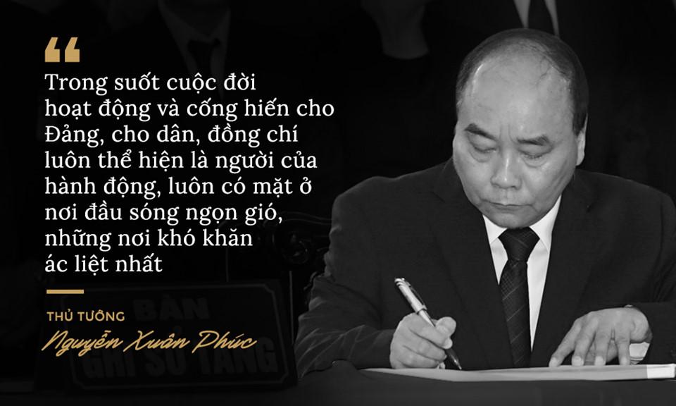 Lời từ biệt của lãnh đạo Đảng, Nhà nước với cố Tổng bí thư Đỗ Mười - Ảnh 2