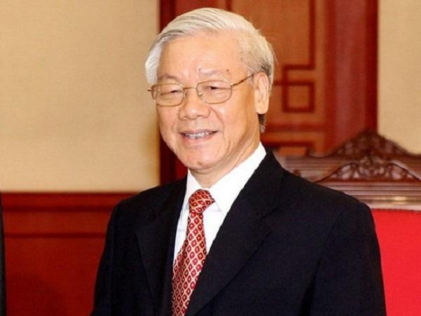 Tổng Bí thư làm Chủ tịch nước là bước tiến dài của nước ta - Ảnh 1