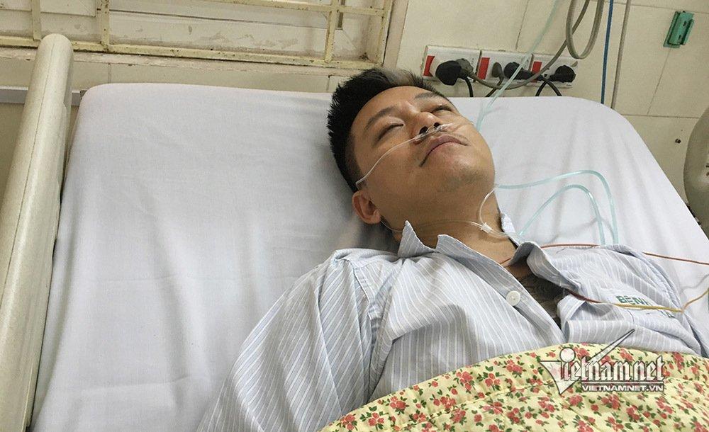 Tuấn Hưng nhập viện sau khi liveshow bị đột ngột hủy - Ảnh 1