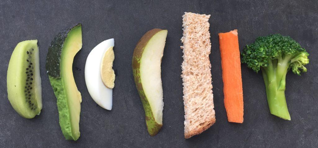 Chọn các loại rau củ thích hợp để cho vào thực đơn của trẻ - Ảnh minh họa: Internet