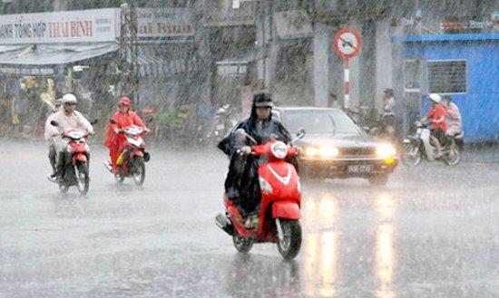 Dự báo thời tiết 3 ngày tới (7/5 - 9/5): Tây Nguyên và Nam Bộ có mưa rào và dông rải rác - Ảnh 1