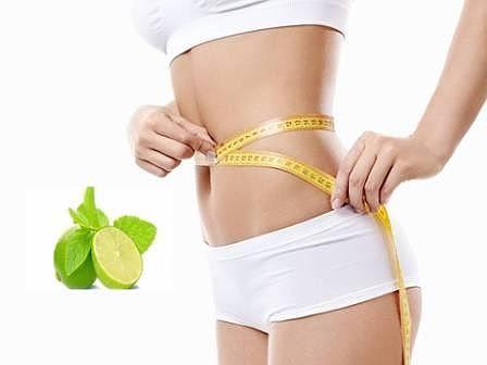 Chanh và gừng là hai thực phẩm có tác dụng giảm cân tuyệt vời