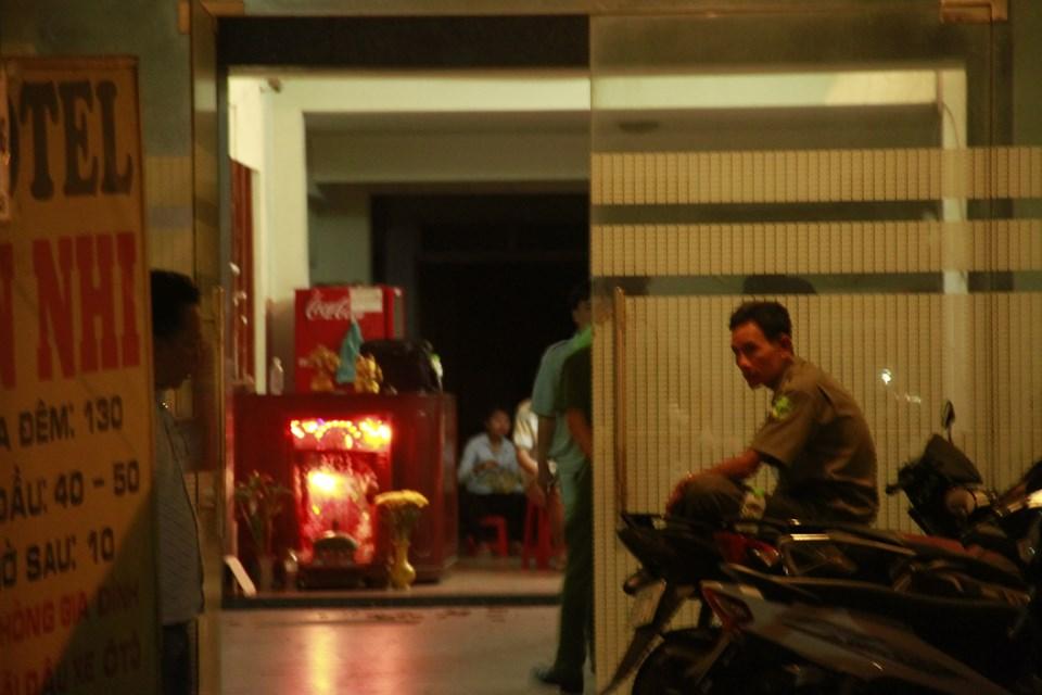 Mâu thuẫn, cô gái 23 tuổi nghi bị người yêu sát hại tại khách sạn ở Sài Gòn - Ảnh 1