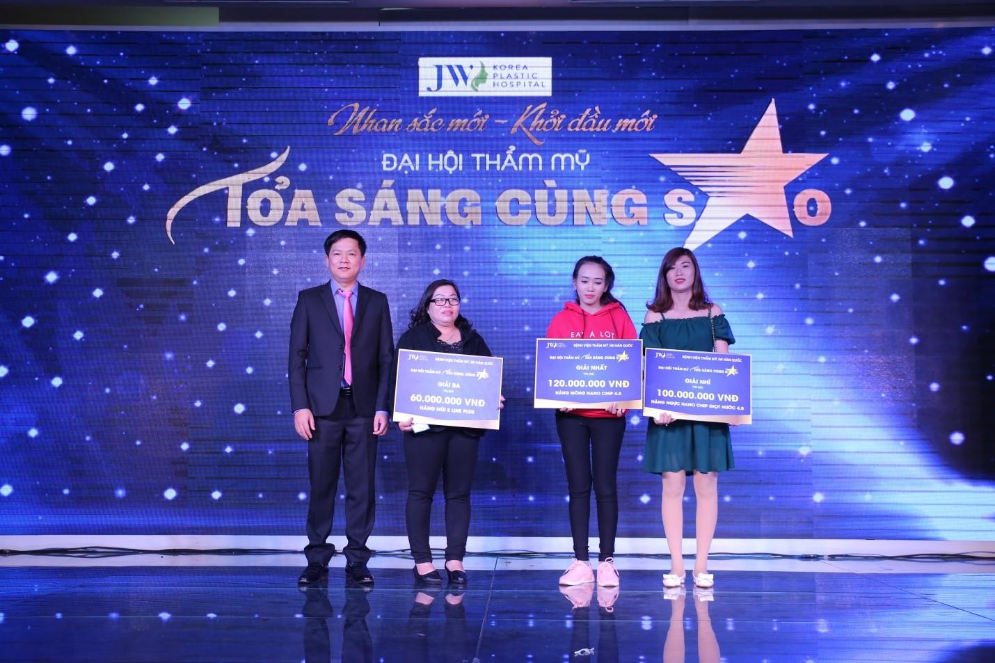 Hội trường Đại hội thẩm mỹ JW 'nổ tung' vì độ hot của dàn sao Việt và người đẹp thẩm mỹ - Ảnh 13