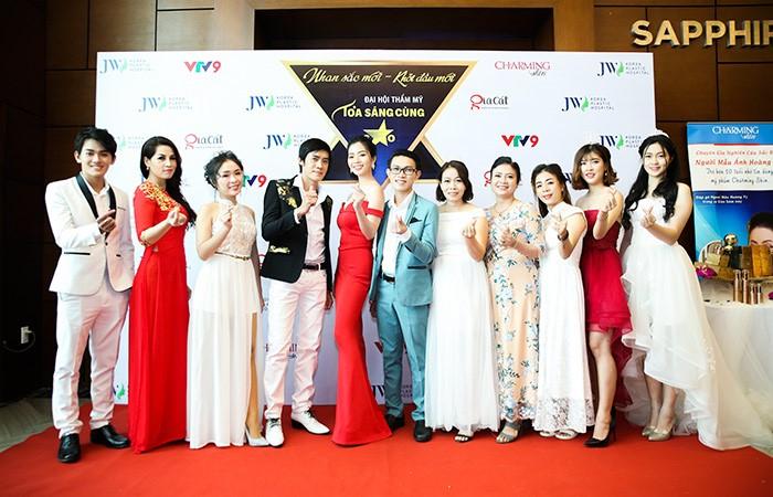 Hội trường Đại hội thẩm mỹ JW 'nổ tung' vì độ hot của dàn sao Việt và người đẹp thẩm mỹ - Ảnh 8