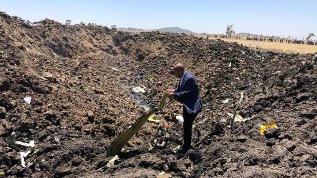 Rơi máy bay chở khách tại Ethiopia, 157 người thiệt mạng - Ảnh 6