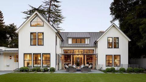 Những thiết kế mặt tiền nhà đẹp đáng tham khảo - Ảnh 7