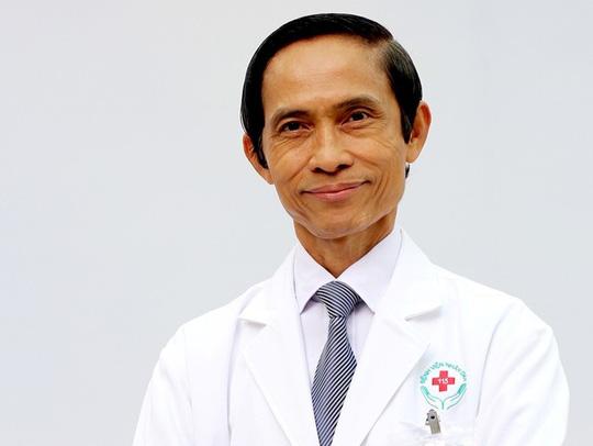Vĩnh biệt vị thầy thuốc cả đời tận tụy vì người bệnh - Ảnh 1