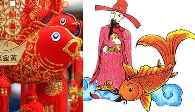 Theo phong tục cổ truyền,Táo quân sẽ lên trời báo cáo chuyện trần giới với Ngọc Hoàng trong khoảng 7 ngày (từ 23 - 30 tháng Chạp)