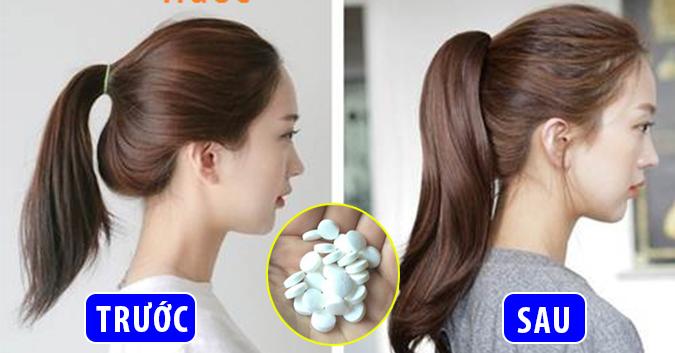 Mái tóc nhanh dài hơn khi sử dụng vitamin B1