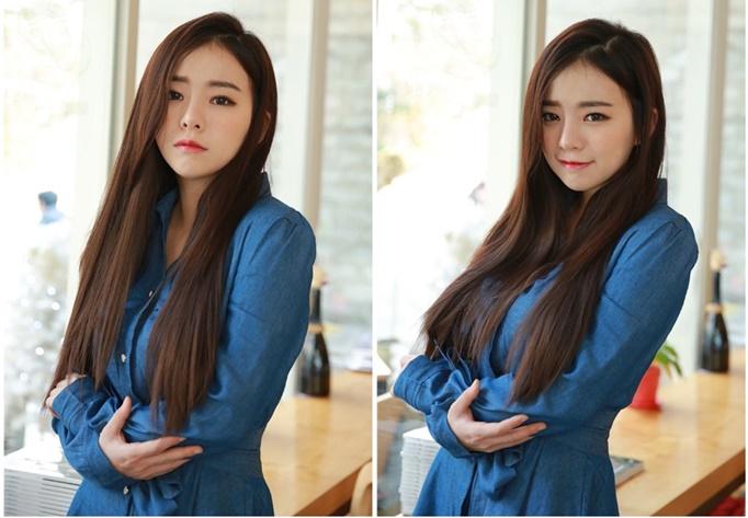 Một mái tóc dài suôn mềm, mượt mà sẽ làm tăng vẻ đẹp quyến rũ, duyên dáng của người phụ nữ.