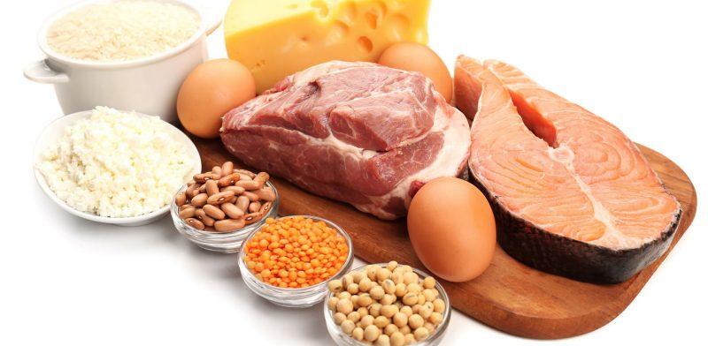 Thường xuyên bổ sung protein giúp tóc dài và dày hơn rất nhiều