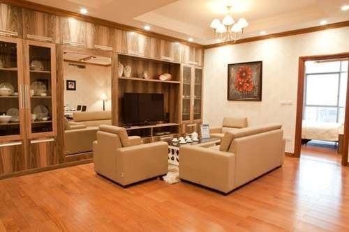 Mọi nội thất trong nhà rất tinh tế và hiện đại.
