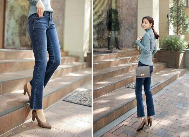 Bí quyết để quần jeans luôn mới chị em không thể bỏ qua - Ảnh 2