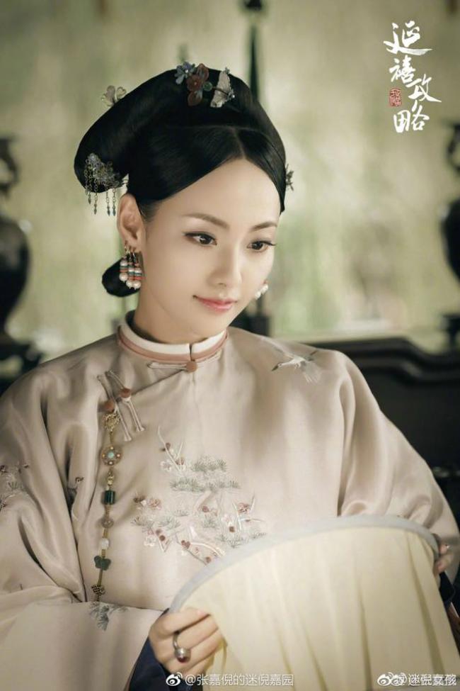 Trương Gia Nghê chỉ xuất hiện trong vài tập phim nhưng tạo được ấn tượng với khán giả.