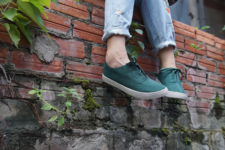 Mong muốn một đôi giày thuần Việt luôn ấp ủ trong suy nghĩ của Phạm Đỗ Kiến Quốc.