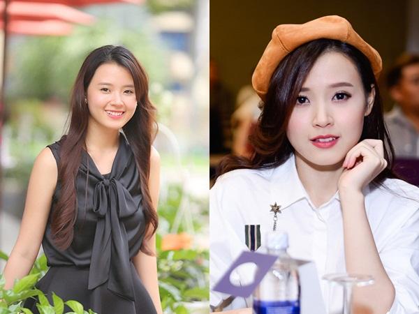 Vẻ đẹp của Midu từ thuở mới vào nghề cho đến nay hầu như không có nhiều thay đổi