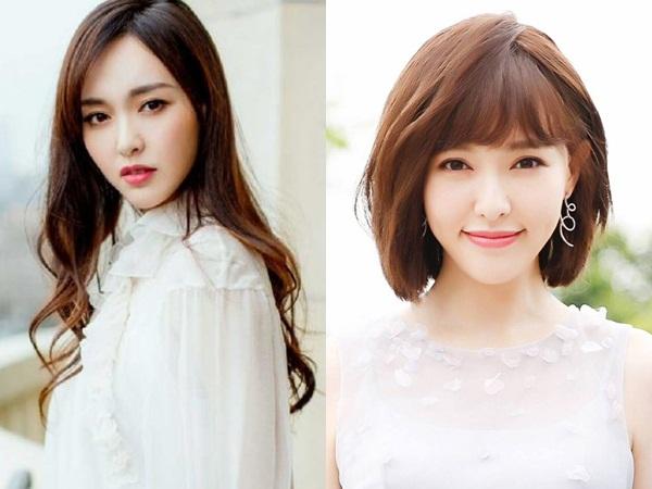 Từ khi chuyển sang tóc ngắn, Đường Yên đã trở nên xinh đẹp và trẻ trung hơn bội phần