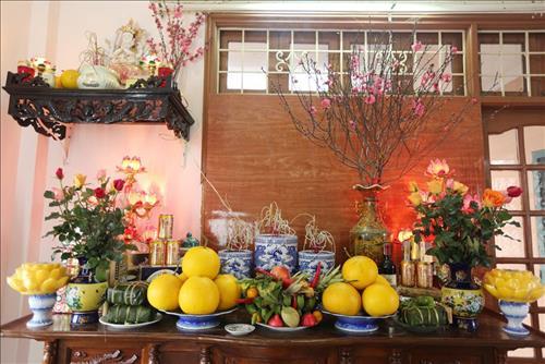 Đêm giao thừa chính là thời khắc thiêng liêng nhất của mỗi người Việt Nam