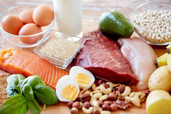 Các thực phẩm giàu protein không chỉ giàu dinh dưỡng mà còn giúp tăng cường sức khỏe, kích thích vòng 3 phát triển đầy đủ hơn