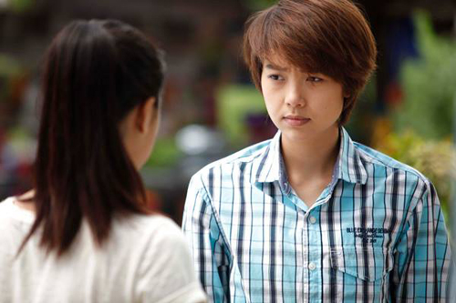 Tóc tém cũng giúp Minh Hằng hoàn thành tốt vai diễn