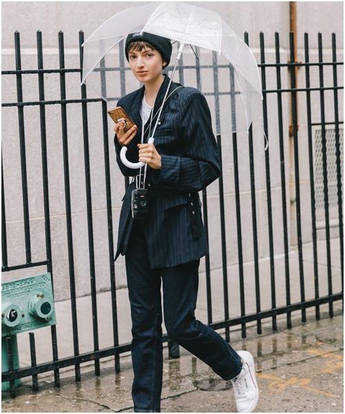 hoặc blazer oversize mix theo phong cách menswear - chưa bao giờ ngừng mới lạ