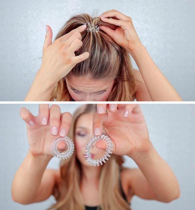 Buộc tóc quá chặt là một trong những nguyên nhân khiến tóc bạn yếu đi, dễ gãy rụng hơn. Kéo dài thói quen này còn làm giảm lưu lượng máu đến da đầu, ngăn không cho tóc phát triển, dẫn đến hói đầu.