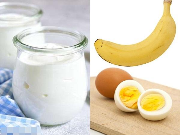 Thực đơn buổi tối của nữ ca sĩ sinh năm 1990 gồm một quả chuối, một lòng trắng trứng gà luộc và sữa chua hoặc đậu hũ