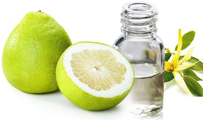 Tinh dầu bưởi giúp làn da trắng sáng và bảo vệ da khỏi ánh nắng mặt trời