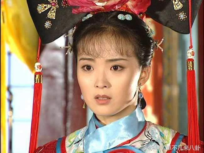 Vương Diễm một bước lên ngôi sao hạng A nhờ vai Tình Nhi công chúa trongHoàn châu cách cách.