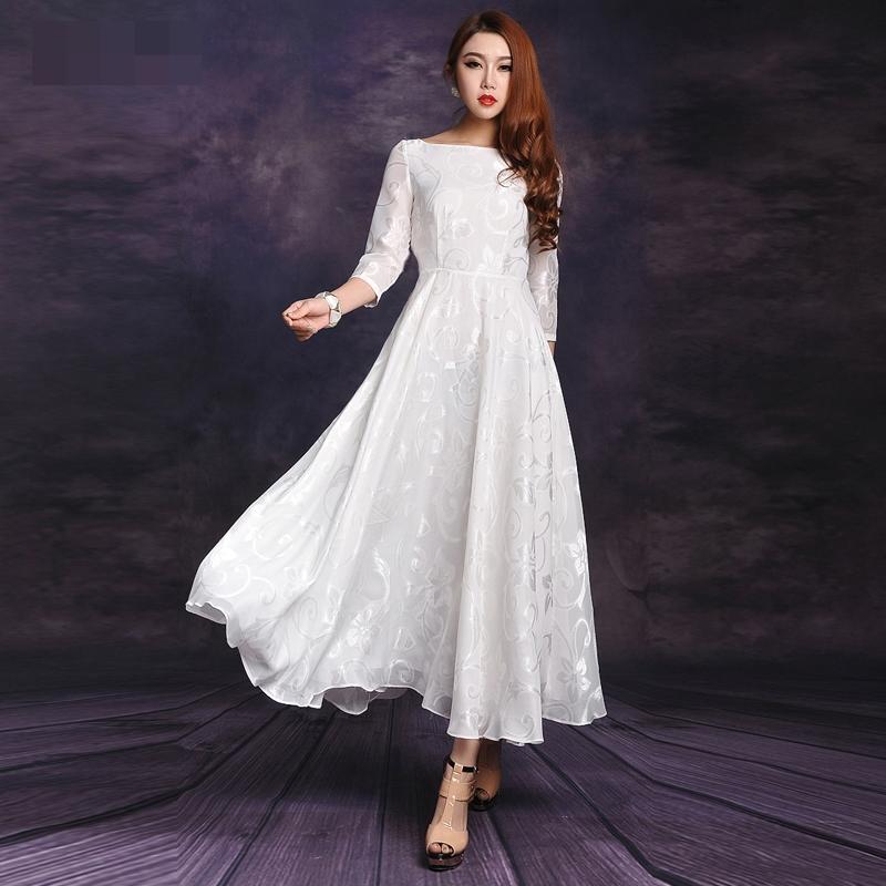 Những nguyên tắc thời trang giúp các nàng sành điệu không bị 'vô duyên' khi đi dự tiệc cưới - Ảnh 1