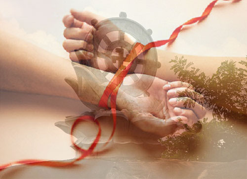 Phật dạy: Là duyên, có xa cách mấy cũng gặp lại, là nợ, có trốn tránh cũng chẳng thể thoát ra - Ảnh 1