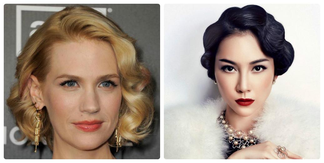 Những kiểu tóc xoăn giúp phụ nữ U40 trẻ ra cả chục tuổi - Ảnh 4