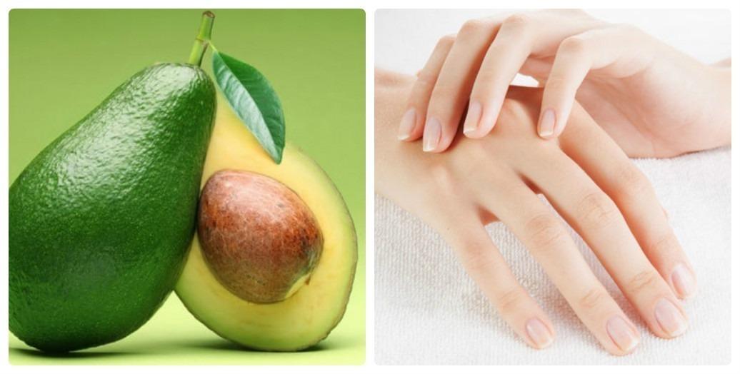 Da tay sẽ trở nên mềm mại hơn nhờ dưỡng chất tuyệt vời từ trái bơ