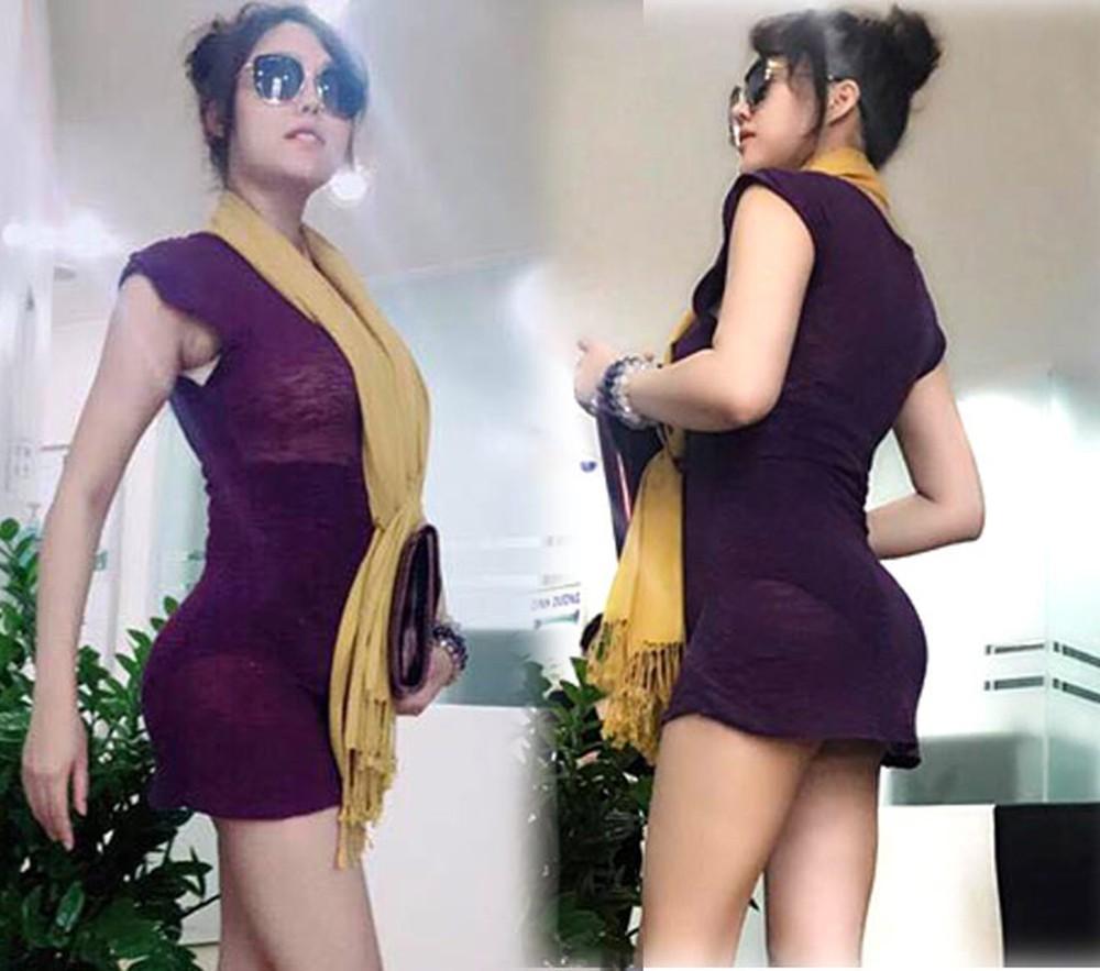 Phi Thanh Vân thường xuyên khiến công chúng ngỡ ngàng vì những sự thay đổi trên cơ thể của cô