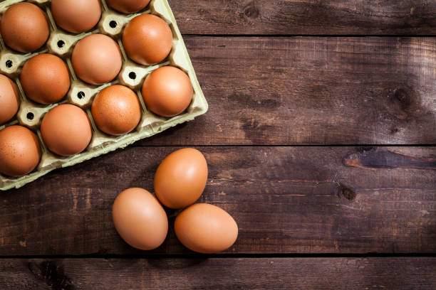 Chỉ cần vài ngàn cho một quả trứng, bạn đã có thể ngăn chặn sự xuất hiện của các vết chân chim một cách hiệu quả.