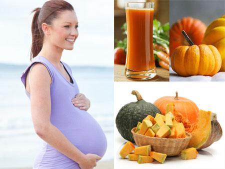 Bí đỏ: 'Siêu thực phẩm' cho mẹ bầu một thai kỳ khỏe mạnh - Ảnh 1