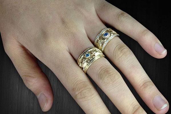 Phạm phải những điều đại kỵ này khi đeo nhẫn cưới, vợ chồng lục đục-nghèo túng cả 1 kiếp - Ảnh 2
