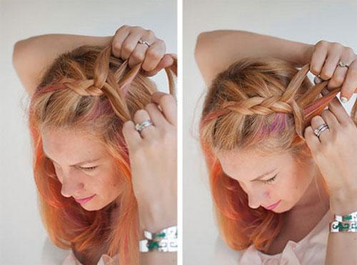 Học ngay cách tết tóc mái đẹp diện đi chơi ngày Valentine