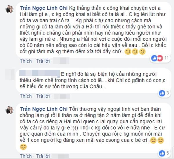 Linh Chi 'tố' vợ cũ Lâm Vinh Hải lén lút ngoại tình, không chăm sóc con gái - Ảnh 3
