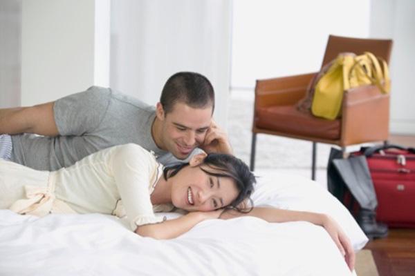 Lý do chuyện ấy tuyệt hơn nhiều sau khi cưới - Ảnh 1