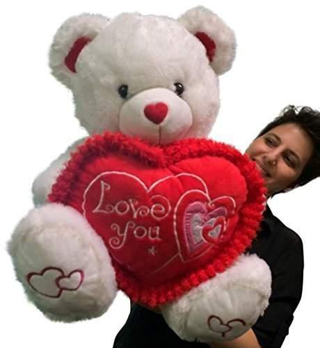 Gấu bông ngày Valentine tặng bạn gái rất dễ thương