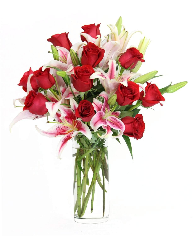 Hoa hồng ngày Valentine là món quà lãng mạn cho bạn gái