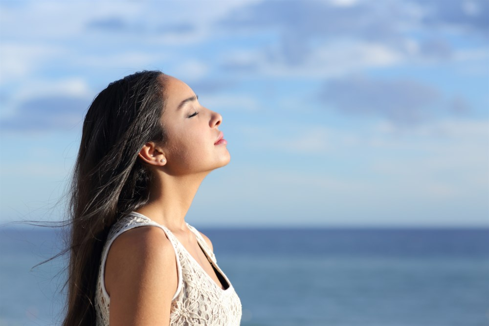 Hít thở đúng cách tốt cho sức khỏe và hỗ trợ giảm cân
