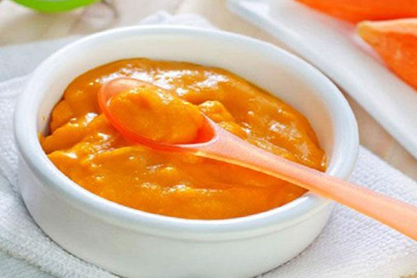 Thực đơn với món súp bổ dưỡng dành cho trẻ ăn dặm