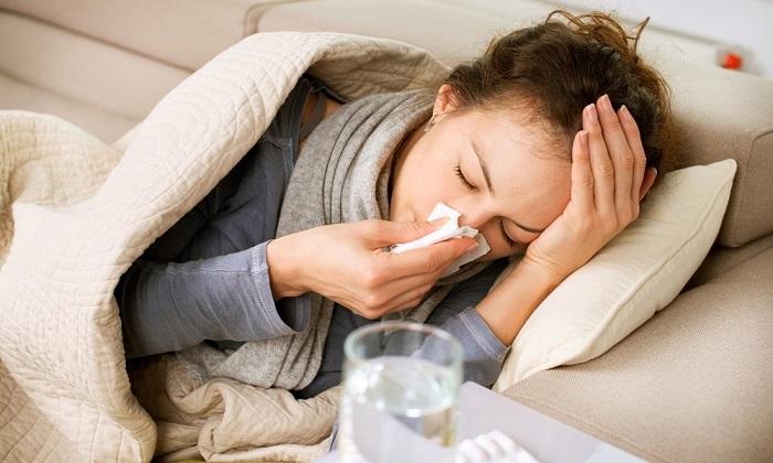 Bà bầu bị sốt có nguy hiểm không? - Ảnh 2