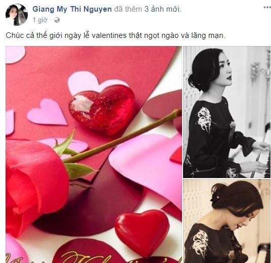 Sao Việt người khoe quà khủng, người hạnh phúc hé lộ người yêu bí mật trong ngày Valentine - Ảnh 8